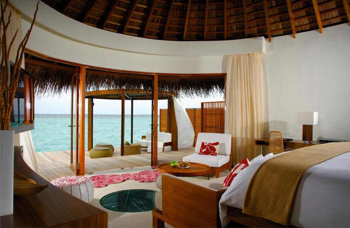 Room at W Retreat & Spa Maldives