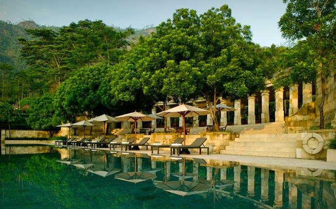 Pool at Amanjiwo