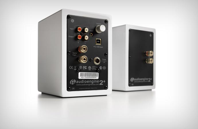 AudioEngine A2+ speakers