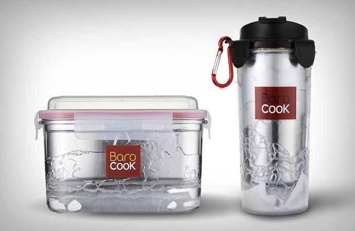 Barocook flameless cooker