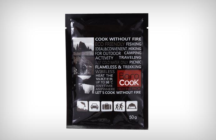 Barocook heating pack
