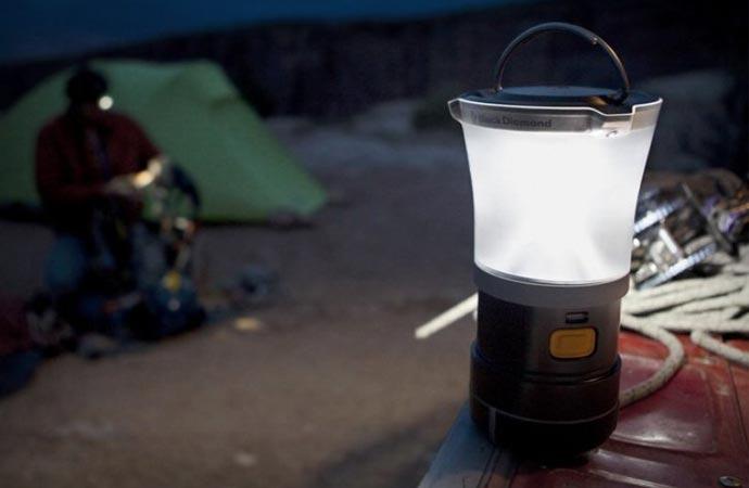Black Diamond Lantern