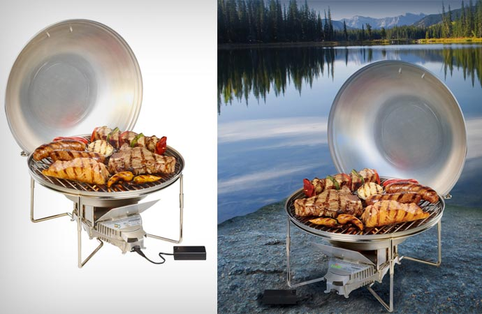 Camping Barbecue By Vitalgrill Jebiga Design Amp Lifestyle