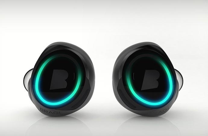 Dash smart headphone