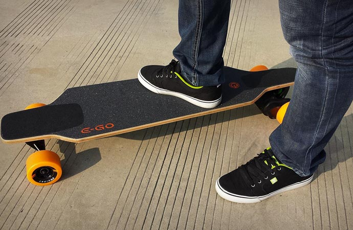 E-Go cruiser electric skateboard