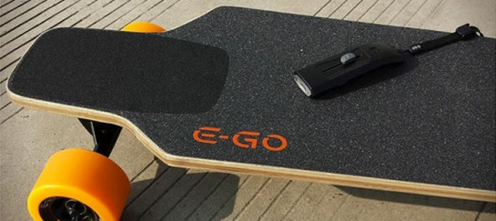 E-GO CRUISER | ELECTRIC SKATEBOARD