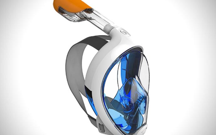 Full Face Snorkeling Masks