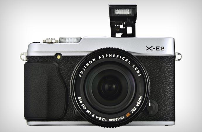 Fujifilm X-E2 Flash