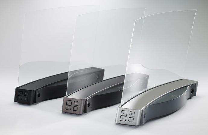Clio Invisible wireless speakers