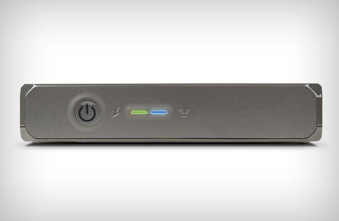 LaCie Fuel wireless hard drive