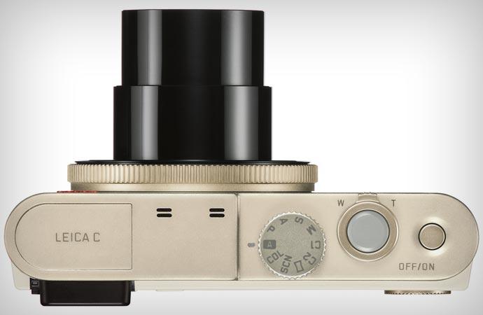 Leica C lens