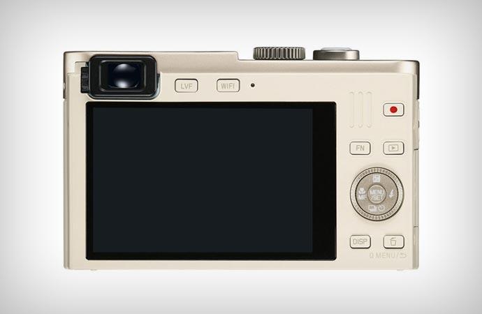Leica C display