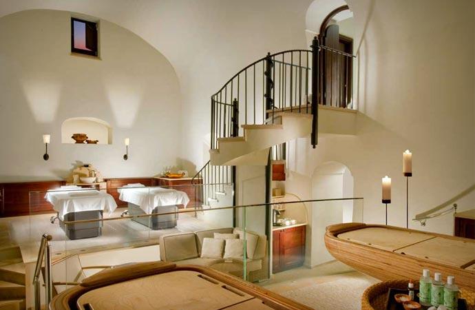 Spa at Monastero Santa Rosa