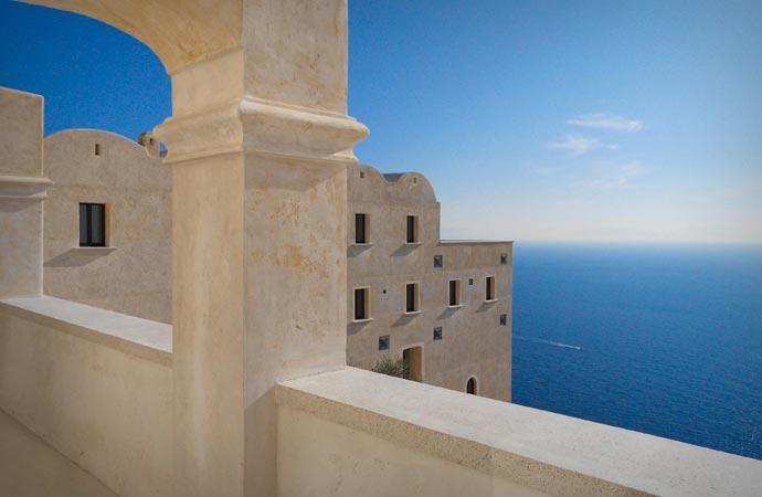 Monastero Santa Rosa Hotel at Amalfi Coast