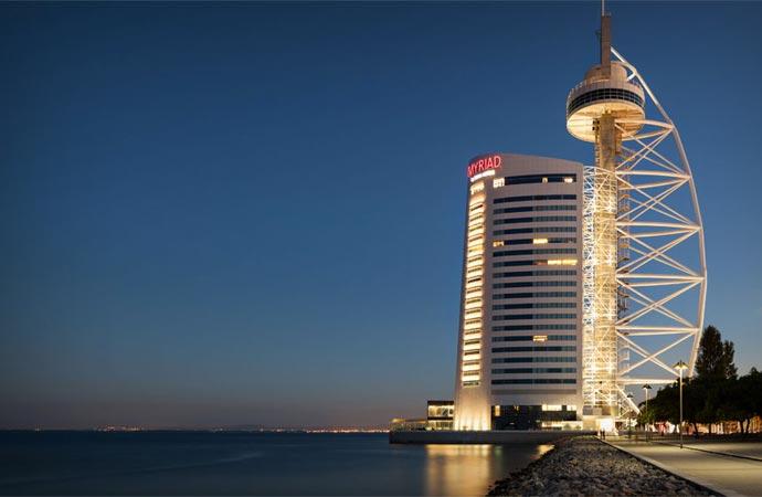 Myriad hotel