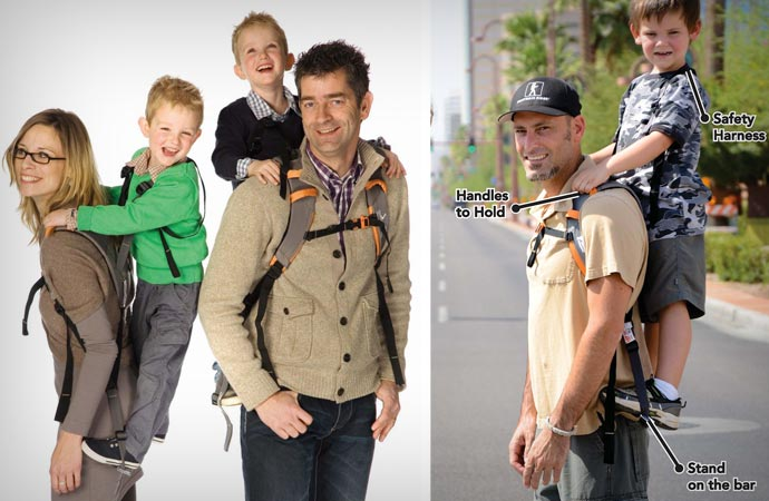 Piggyback Rider for kids and parents
