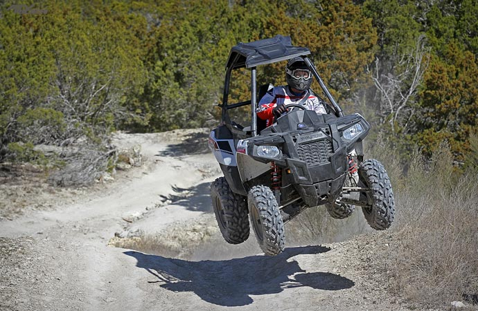 Polaris Sportsman Ace ATV