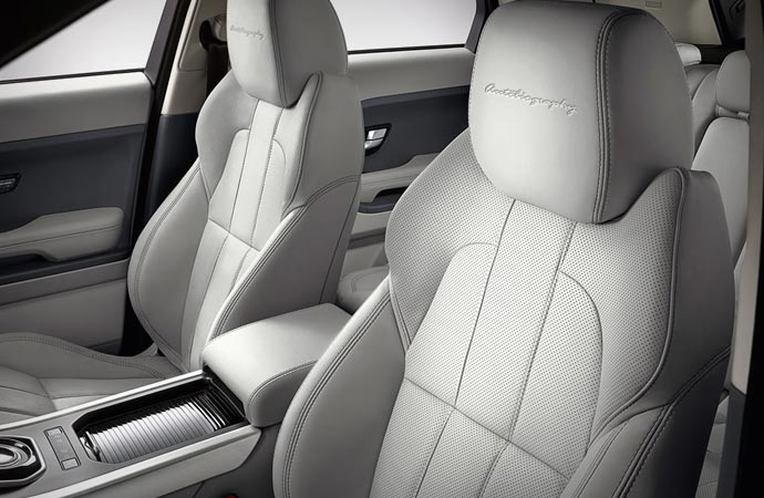 Inside the Range Rover Evoque Autobiography Dynamic