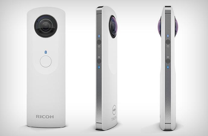 Ricoh THETA Panorama Camera