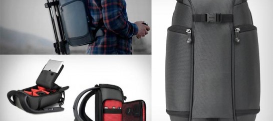 SLIMPACK CAMERA BACKPACK | BY PYTHON