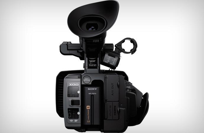 SONY FDR-AX1 4K camera