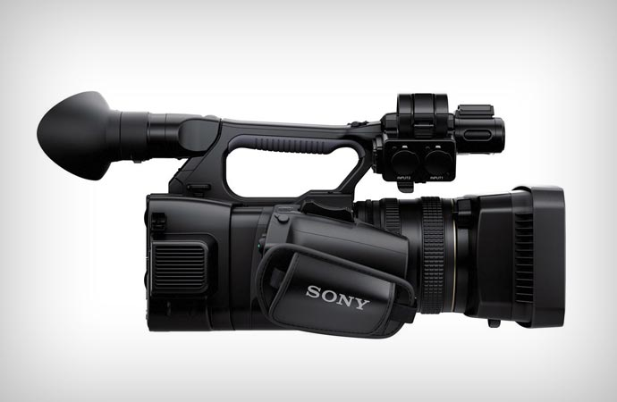 SONY FDR-AX1 4K camcorder