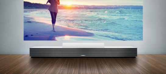 SONY UST 4K PROJECTOR