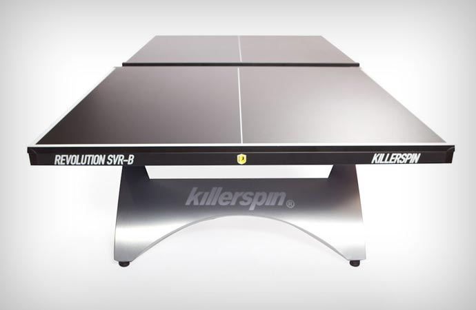 Professional table tennis table