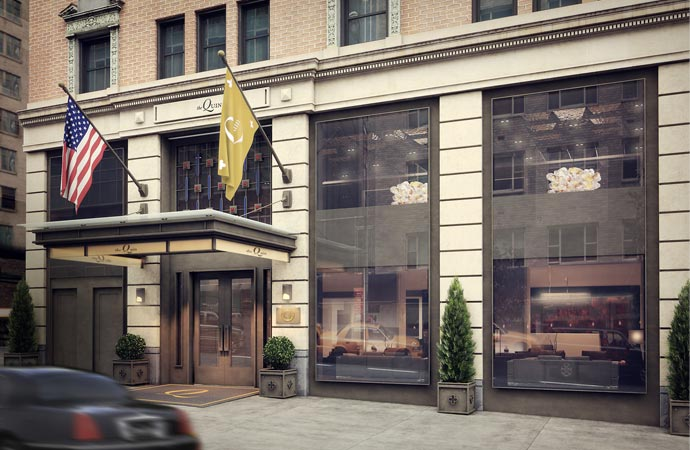 The Quin Hotel in New York