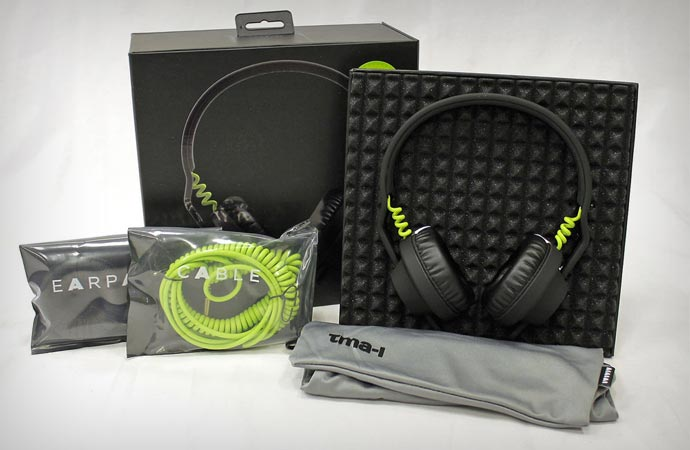 TMA-1 DJ Beatport headphones by AIAIAI