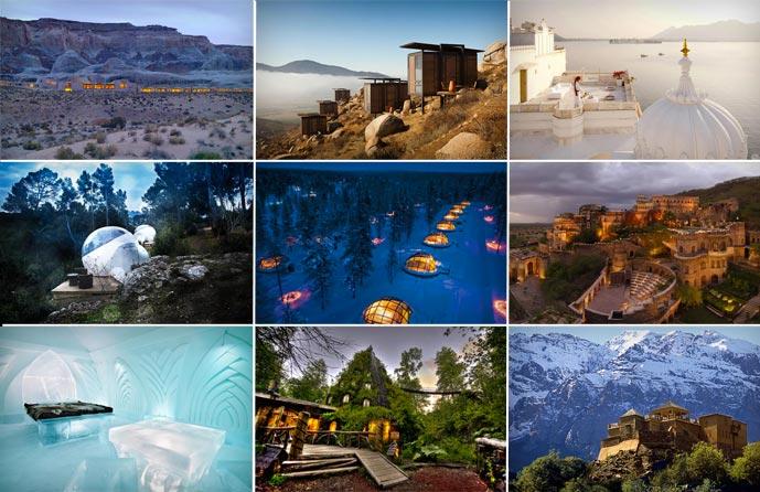 Top Hotels to visit before you die