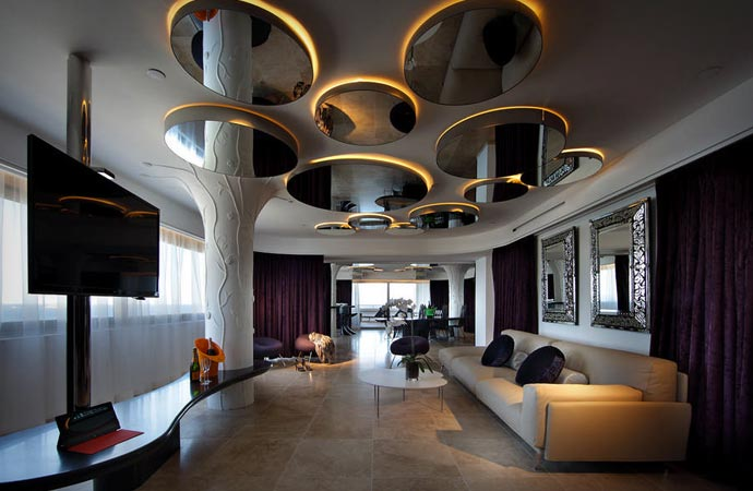 Suite at Ushuaia Ibiza hotel