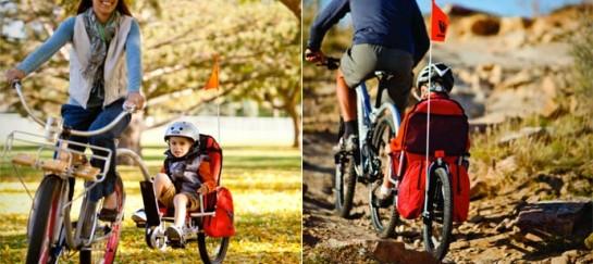 BICYCLE TRAILER | BY WEEHOO