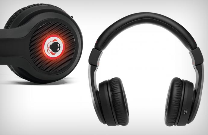 Boomphones phantom headphones