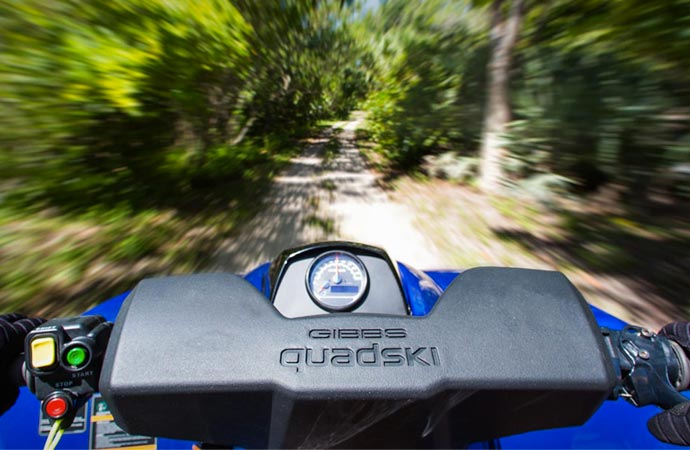 Quadski by Gibbs