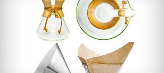 GLASS COFFEE MAKER | BY CHEMEX