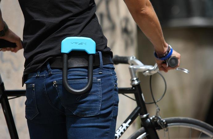 Hiplok bike lock