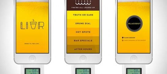 LIVR | SOCIAL NETWORK FOR DRUNK PEOPLE