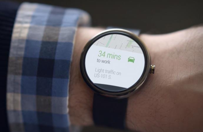 Smartwatch by Motorola