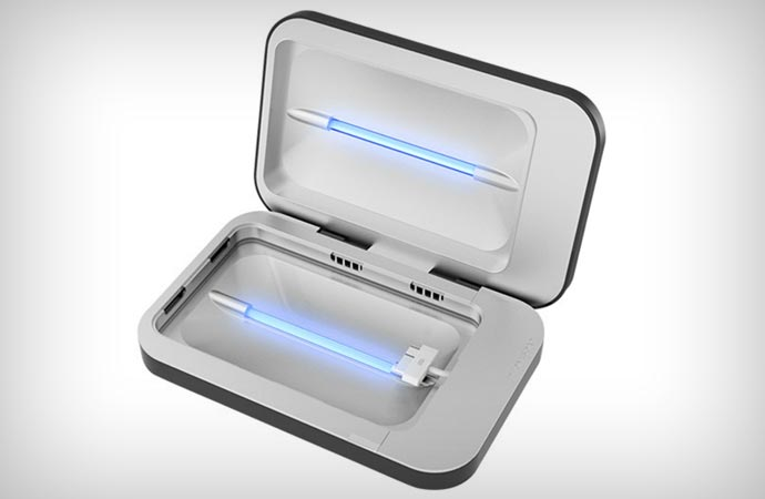 Phonesoap cell phone charger and UV sanitizer