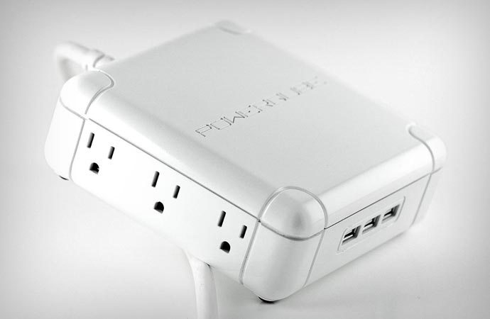 Powerqube charging system