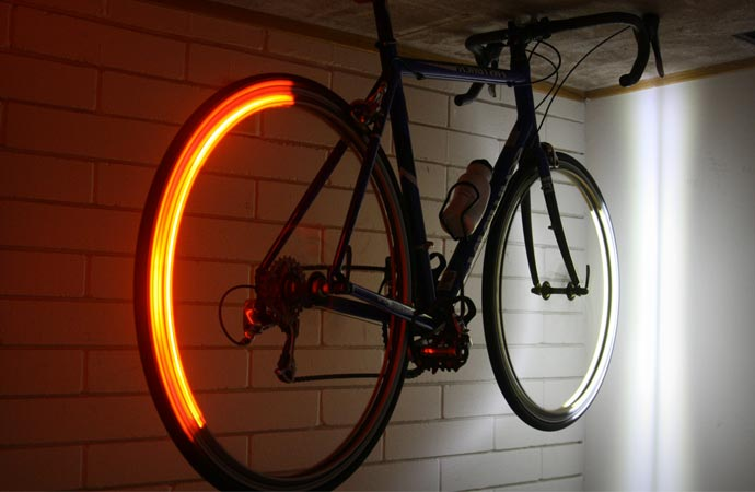 LED lights for bikes