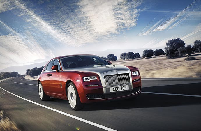Rolls royce ghost series ii jebiga design lifestyle for Home decorators royce