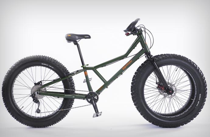 Rungu Fat Trike Bike