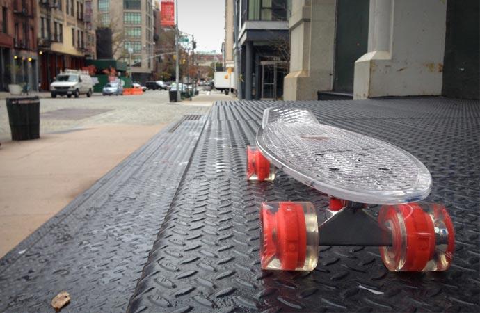 Snitto SK8 skateboard