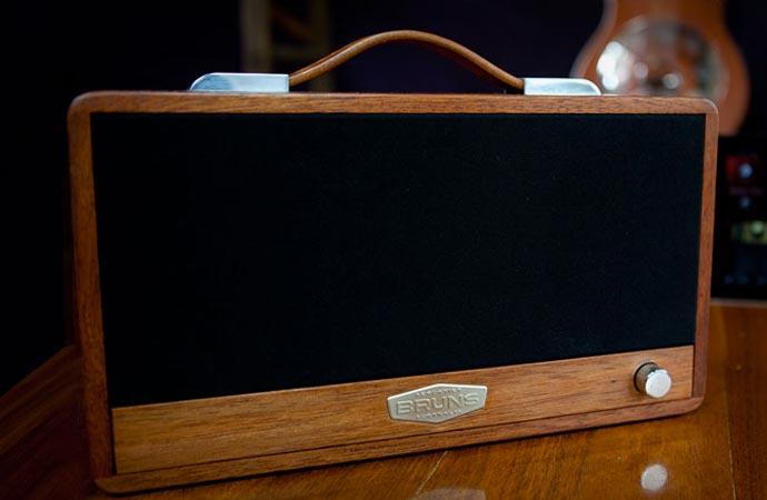 Timbre Bluetooth Speakers By Bruns Acoustics Jebiga
