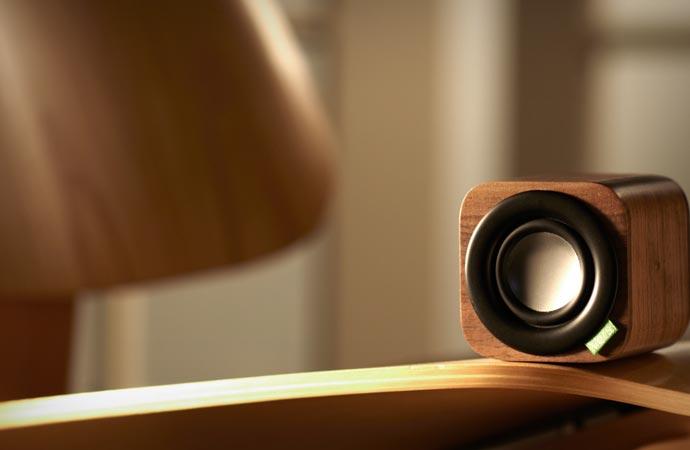 Vers Audio bluetooth speaker