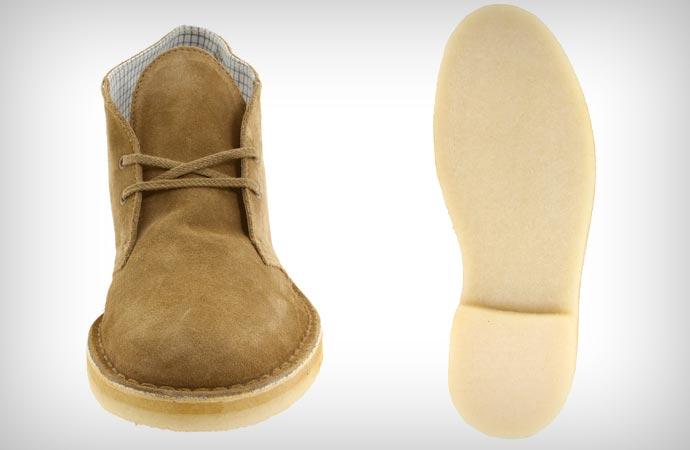 Oakwood Clarks boots