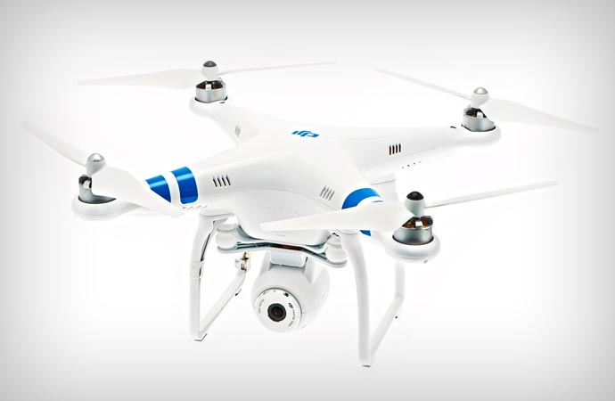 DJI Phantom 2 Vision quadcopter