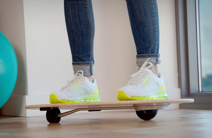 Drift balance board by Quirky